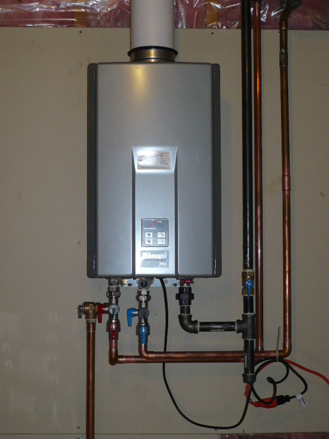 if your shower isnt lasting as long as it used to or you are experiencing other issues with your hot water it may be time for a new water heater - New Hot Water Heater