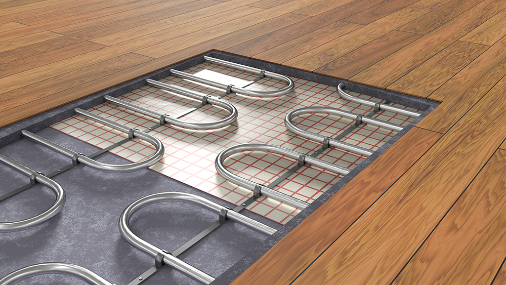 Forced-Air Heating vs  Radiant Heating